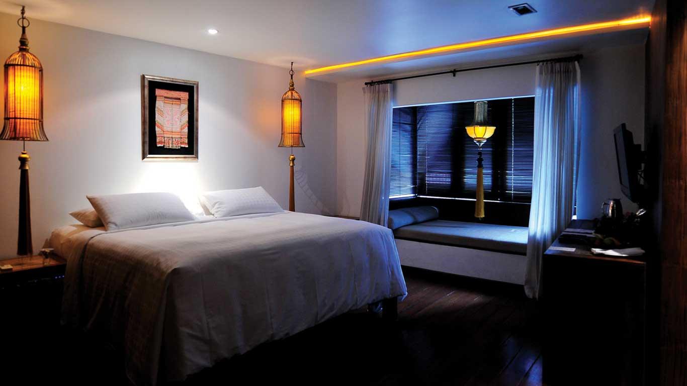 Image result for Villa Samadhi, Kuala Lumpur room