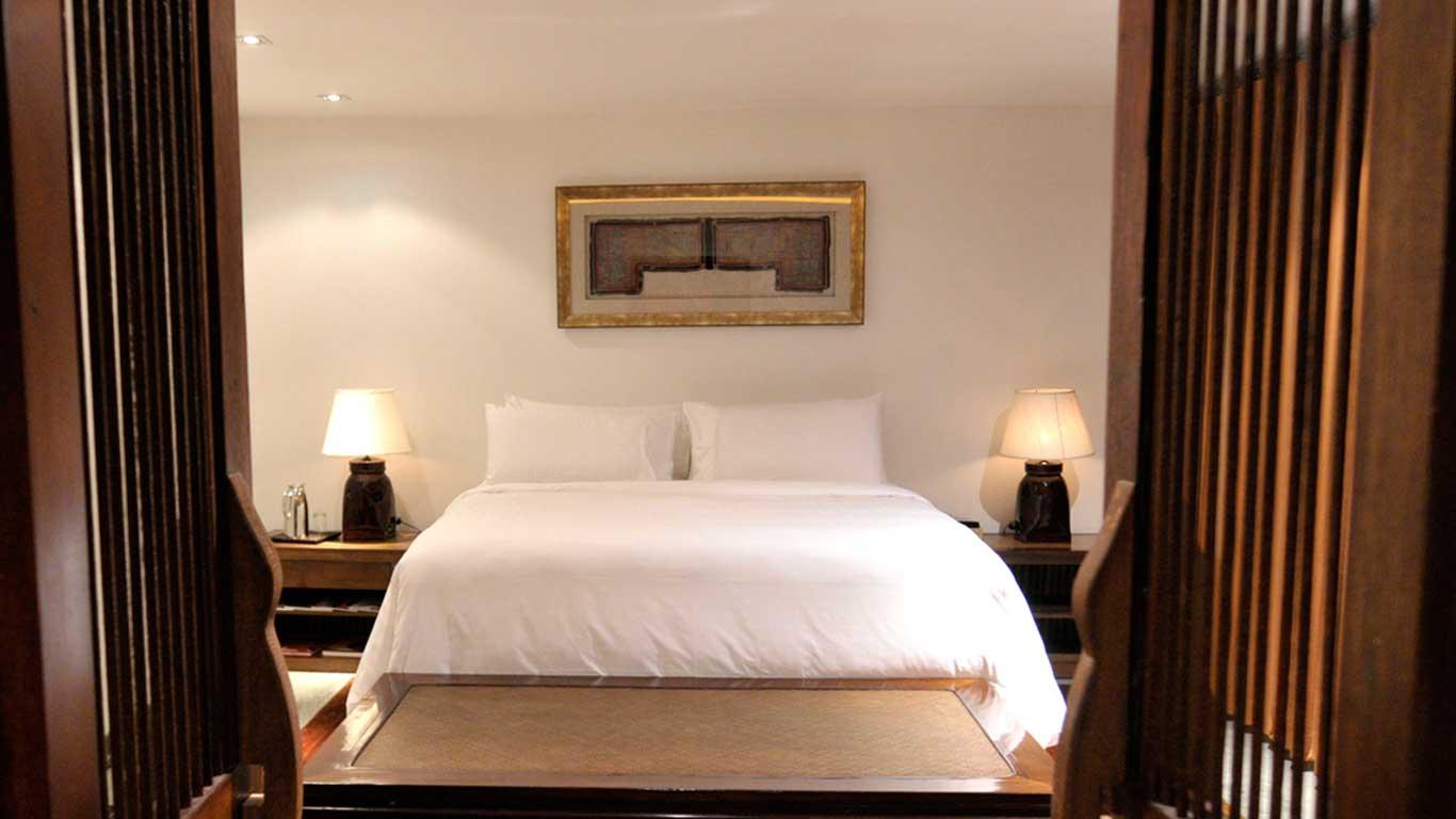 Sarang Villa Samadhi Room