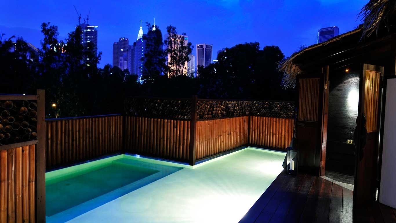 Romantic Private Pool Kuala Lumpur