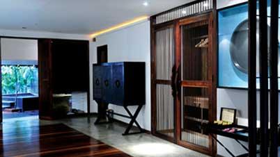 Luxe Sarang Villa Samadhi Room